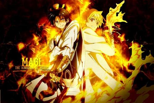 Pictures of Magi ~