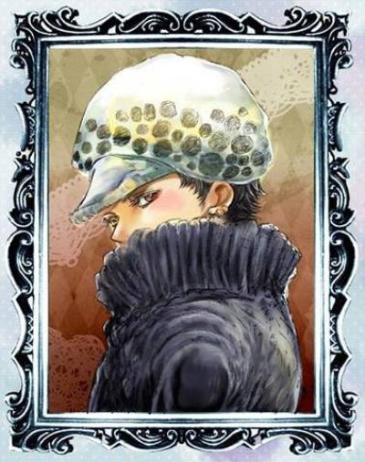 Pictures of Trafalgar Law  ~