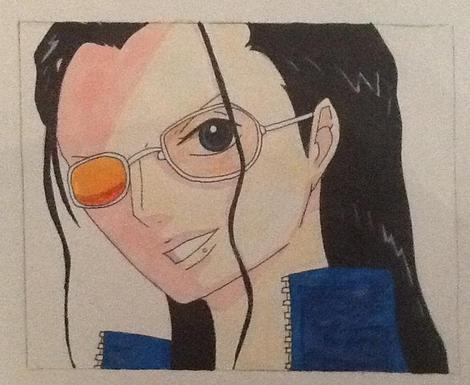 Mes dessins : Mangas