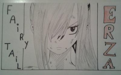 Mes derniers dessins !