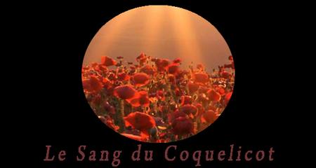 Sang du Coquelicot