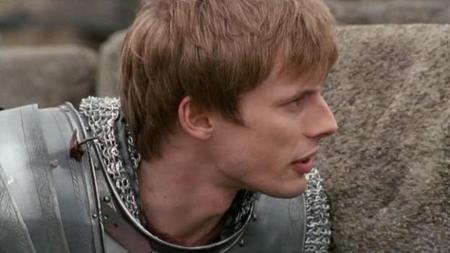 Arthur et Merlin