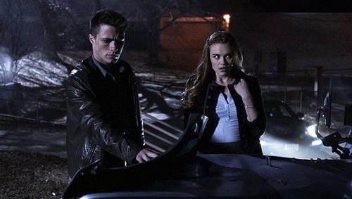 Lydia et Jackson 1x07