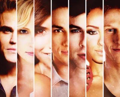 The Vampire Diaries, la série qui a du mordant.
