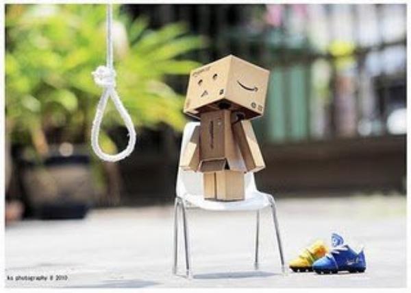 Le suicide .... </3