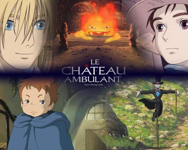 ~ Le Château Ambulant. (vf) ~