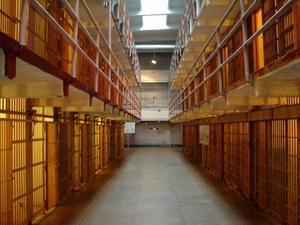 La prison d'Alcatraz.