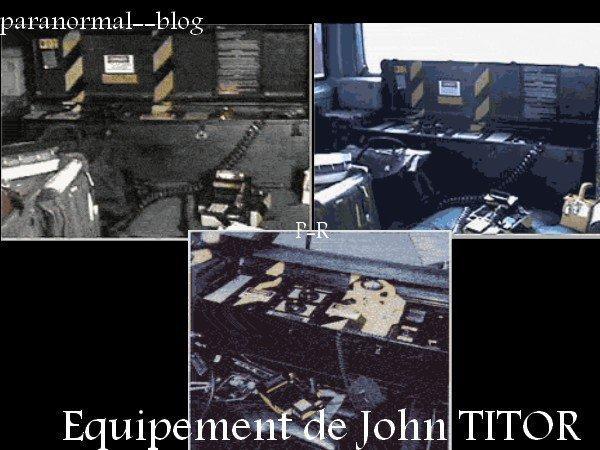 Ce qu'a dit John TITOR au cours de son voyage.