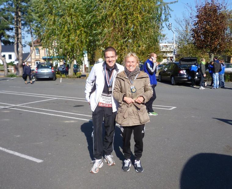 Cross du Val de Marne, sélections pour les Championnats d'Europe Espoir.