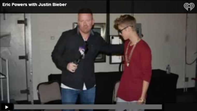 Interviews de Justin + Vidéos diverses