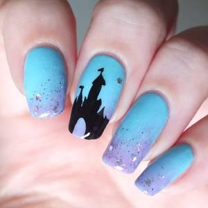 Nail art - Disney