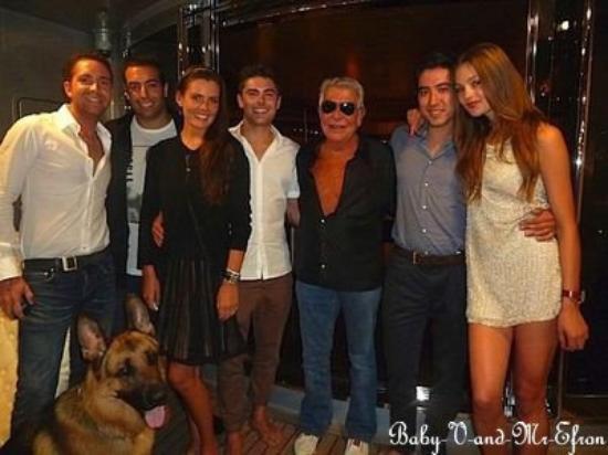 Vanessa a été vu à Hollywood Bowl ce 8/07/12 dernier, alors qu'elle participer à l'évènement musical des Philippines  (désolé pour la qualité de certaines photos)