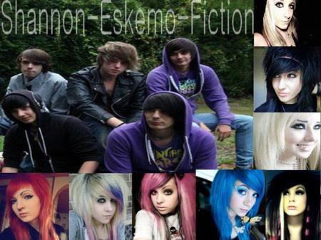 Shannon-Eskemo-Fiction