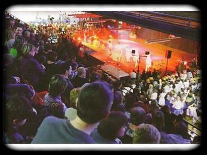 EVENEMENT : 10ème CONCOURS DE DANSE MODERNE AMATEUR 2012
