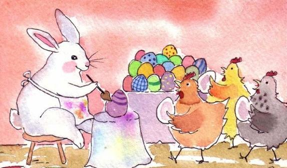 * 27 Mars 2016 * Happy Easter ! *