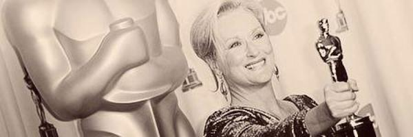 ♥ Meryl Streep has won her third Oscar the 27th of February 2012! Congratulation My Iron Actress! ♥