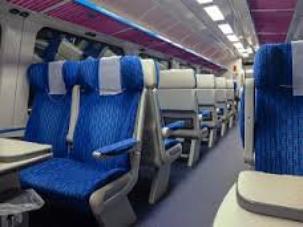 Chapitre 2 : Voyage en train ♥