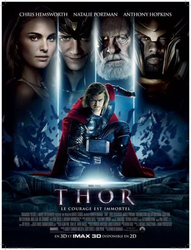 Thor : Le courage est immortel.