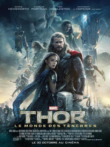 Thor 2 : Le monde des ténèbres.