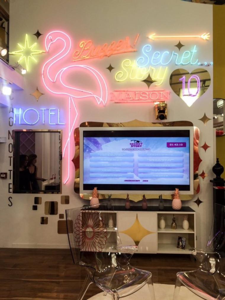 #NEWS: Nouveauté le Secret hotel + Photos Maison et plateau quotidienne