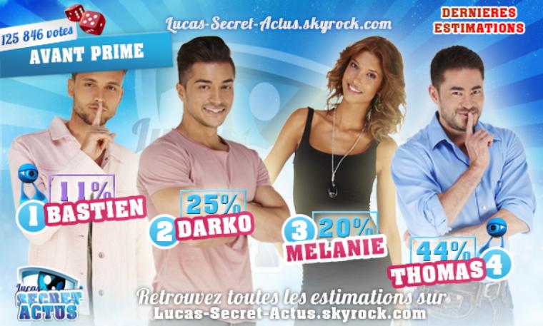 #ESTIMATION - Semaine 10 : Bastien/Darko/Mélanie/Thomas