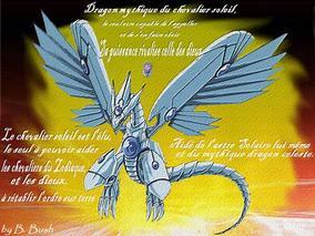 Entrée dans la légende du chevalier soleil