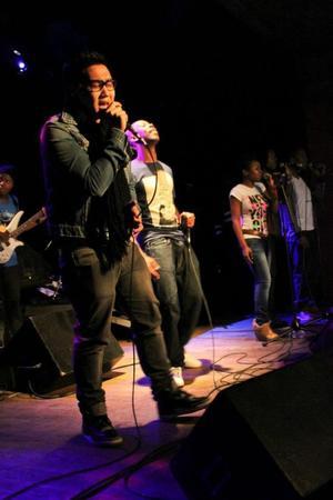 Photos du concert à la scène Bastille