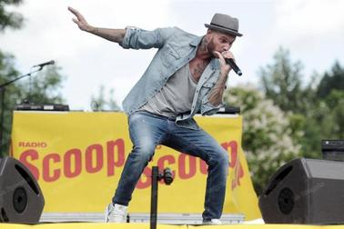 24/07 M Pokora pour SCOOP MUSIC TOUR