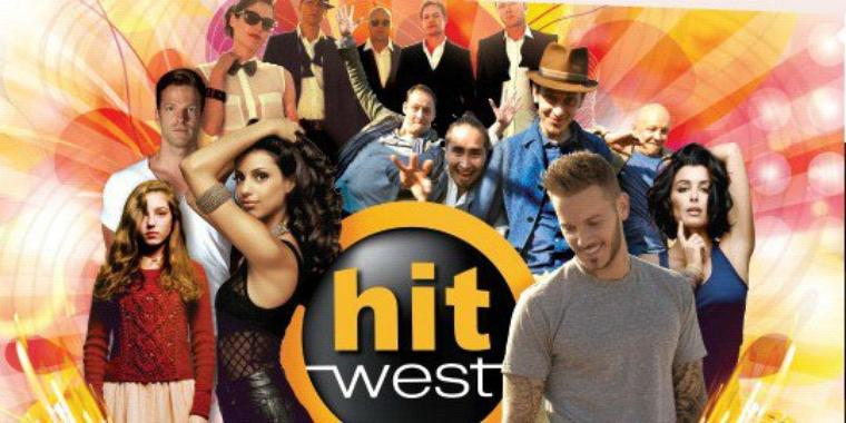 27/07 M Pokora pour HIT WEST LIVE