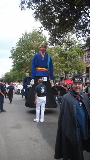 Fête de St Pholien Liège 2014