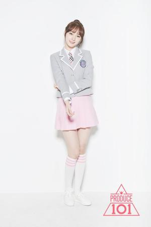 Photoshoot PRODUCE 101 #2(Roa)
