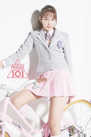 Photoshoot PRODUCE 101 #3(Yuha)