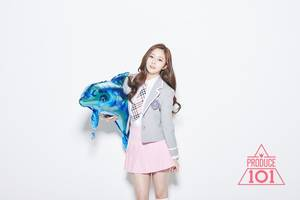 Photoshoot PRODUCE 101 #4(Eunwoo)