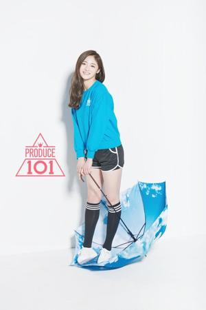 Photoshoot PRODUCE 101 #6(Kyulkyung)