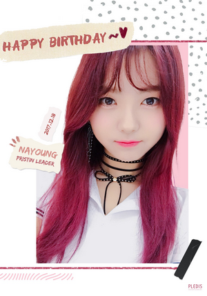 Happy BDay PRISTIN ! (2017)(Partie 1)