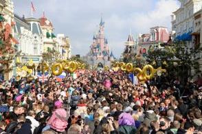 Disneyland 12 avril 2012 - cérémonies