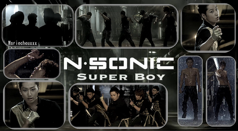 We Are Superboys / Super Boy ~ N:Sonic (2011)