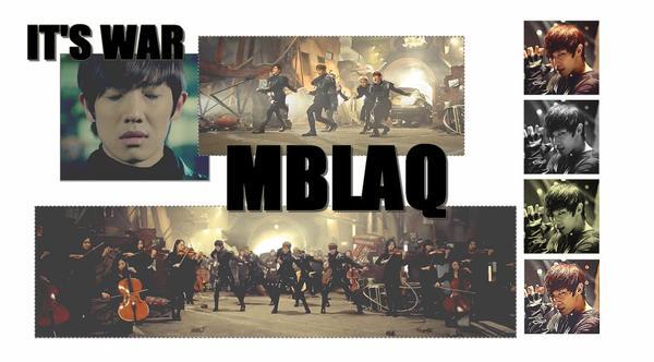 100% Ver. / It's War ~ MBLAQ (2012)