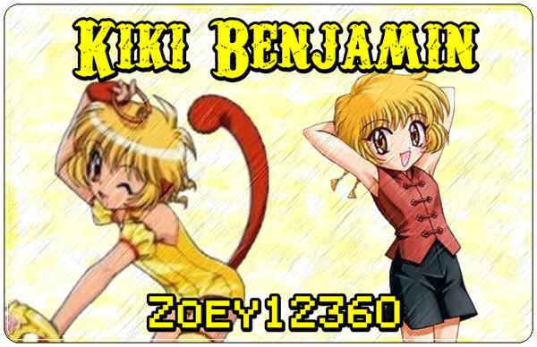 Kiki Benjamin