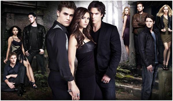 "Vampire Diaries "" Les Personnages """