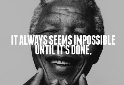 RIP Nelson Mandela.