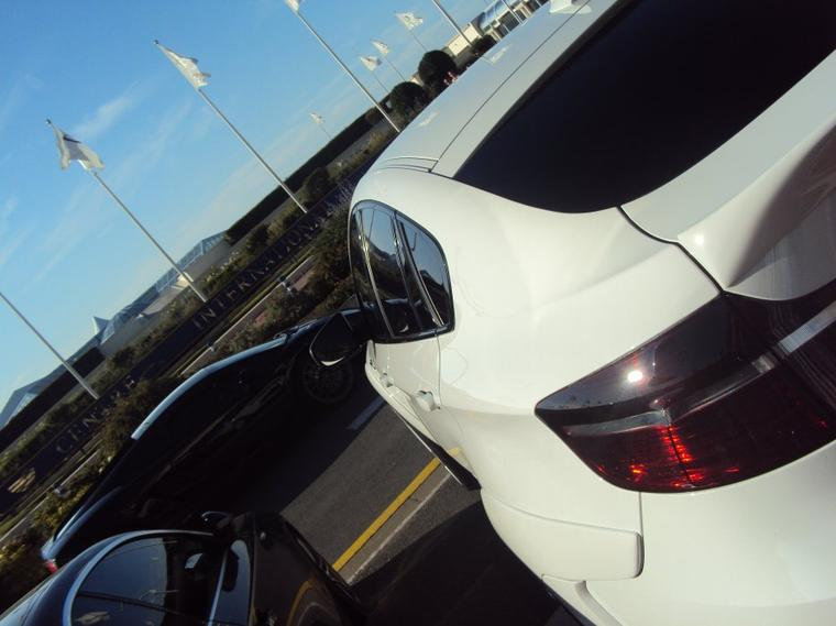 Bmx X6 rensson et Lamborghini Valentino Balboni