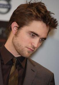 Robert Pattinson alias Edward Cullen