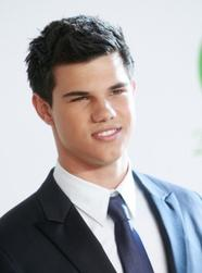 Taylor Lautner alias Jacob Black