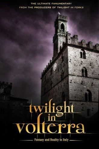 """Twilight in Volterra"",le nouveau documentaire sur la saga"