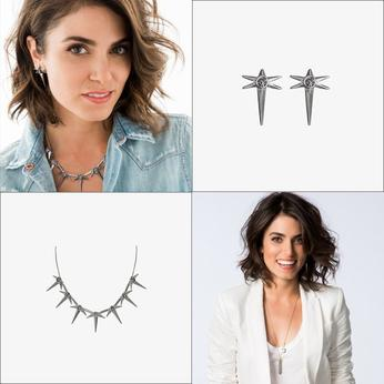 Nikki Reed lance sa collection de bijoux