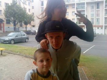 - Moi & Le Cousin ! <3