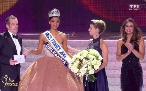 Flora Coquerel Miss France 2014