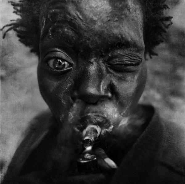 Lee Jeffries : de captivantes photographies