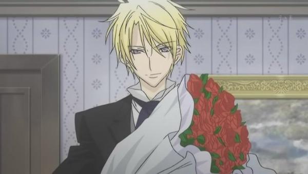 Mon top 8 : Beaux gosses (animes)
